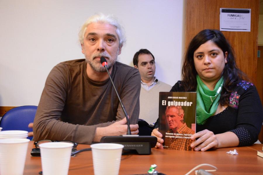 """Flavio Frangolini: """"Son más de 2500 despidos que tenemos en el sector de prensa"""""""