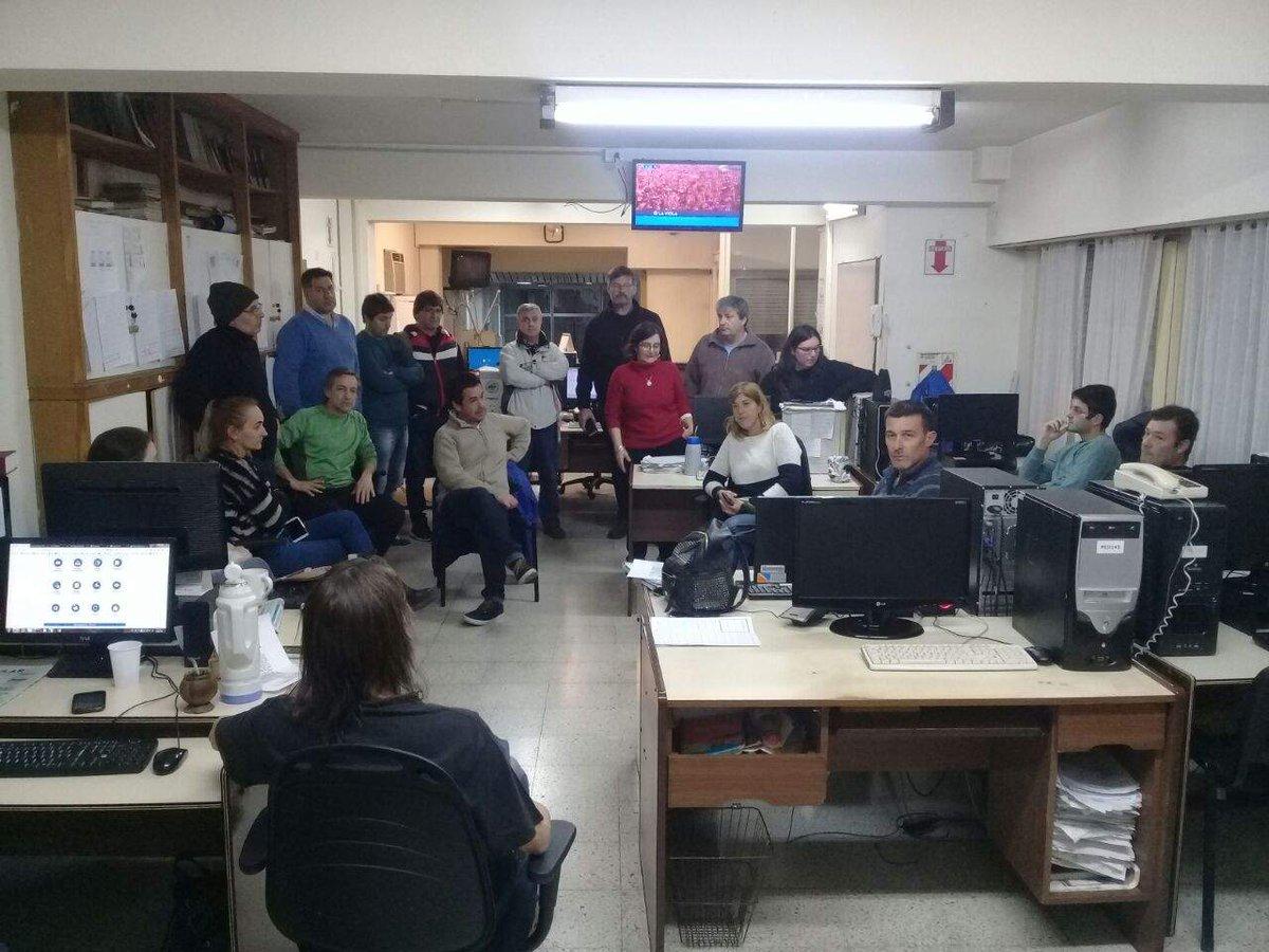 Diario El Popular, de Olavarría