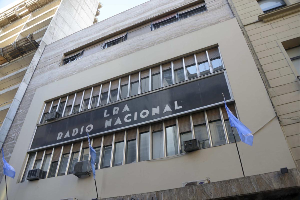 radio nacionalFrente