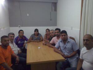 Reunión de la mesa intersindical en la Municipalidad de Patagones