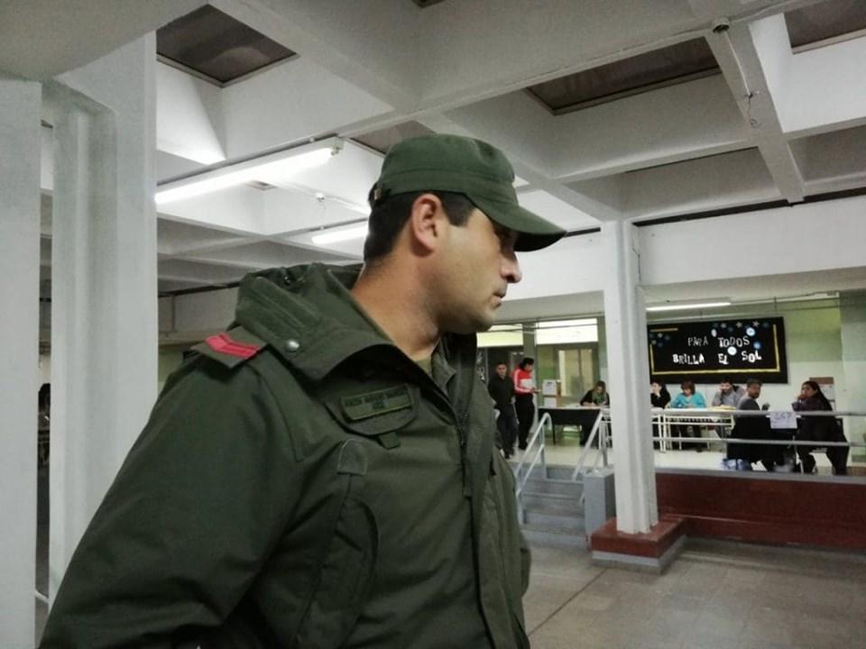 Chubut: Repudian la detención de periodistas en una escuela de Trelew por parte de Gendarmería