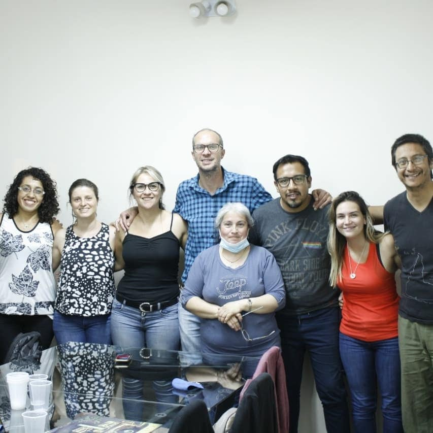Reunión de la Secretaria General de la FATPREN con la CD del Sindicato de Prensa de Salta